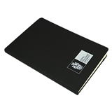 Soft feel notebook